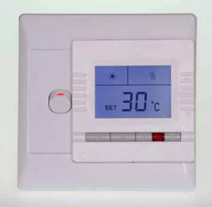 Underfloor-heating-thermostat