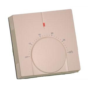 Analogue Thermostat Used Underfloor Heating