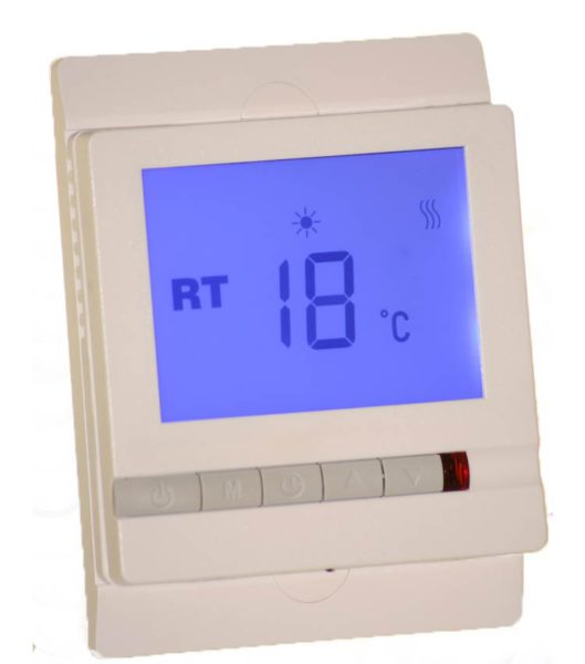 Digital thermostat 308- No Programmable