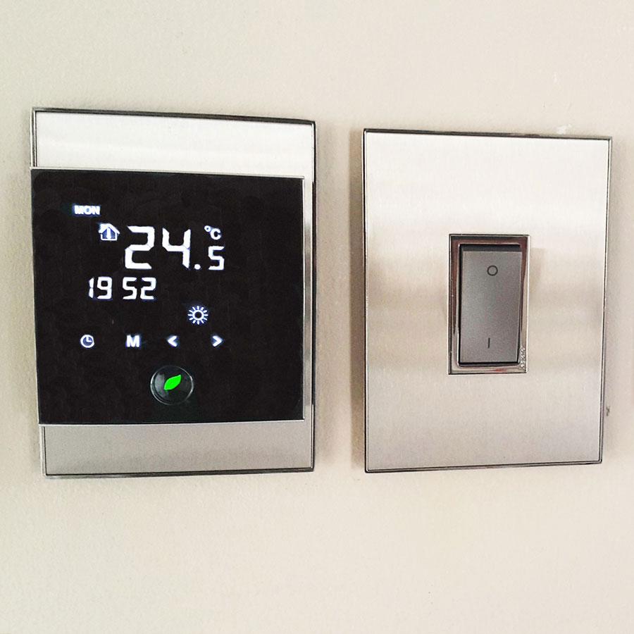 Thermostat Motion Sensor Floor Heating Call 0832263043