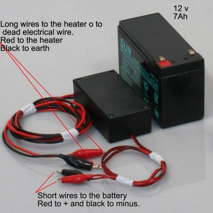 Electrical wire detector