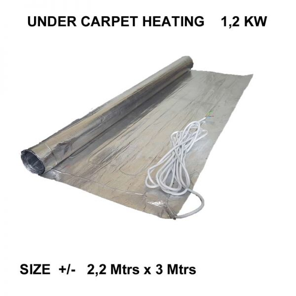 Under-Carpet-Heating 1,2 kw