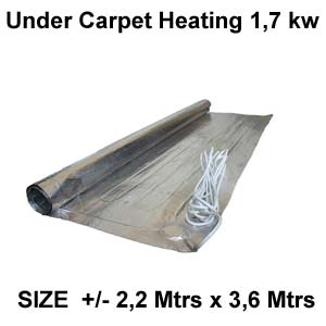 Under-Carpet-Heating 1,7 kw