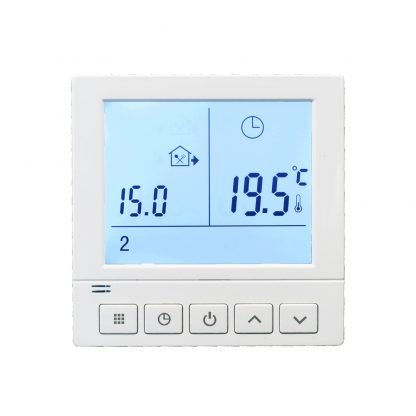 Digital programmable thermostat