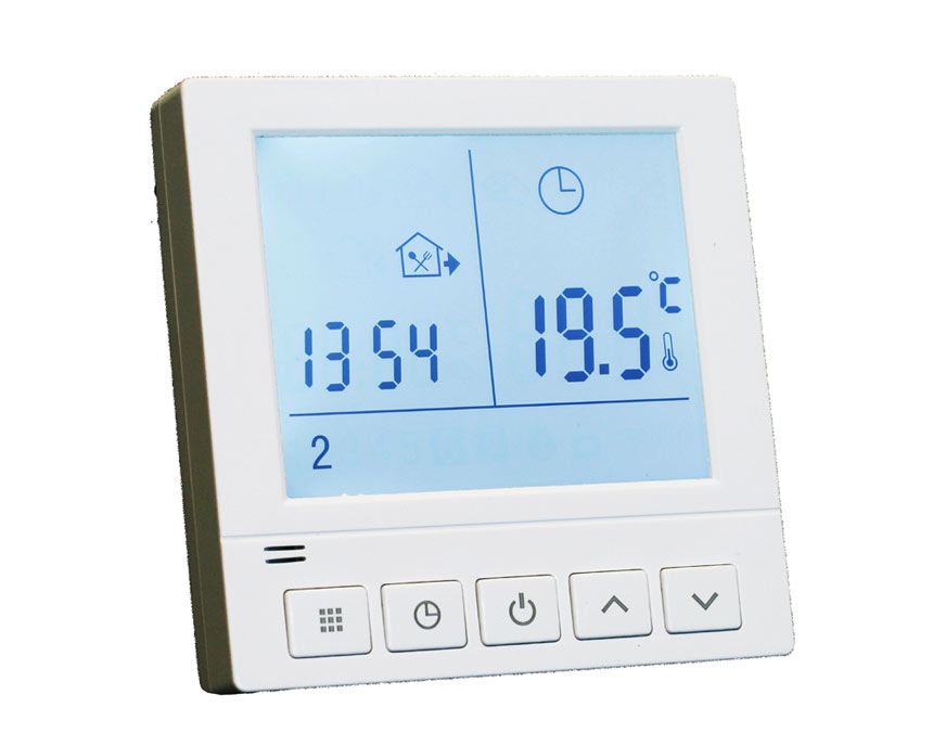 Programmable Thermostat 819H | Floor Heating Call-083 2263043