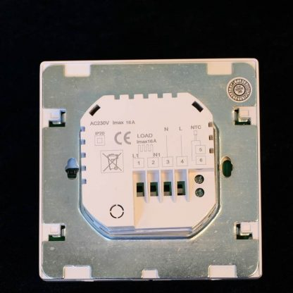 Programmable Thermostat 819H connection