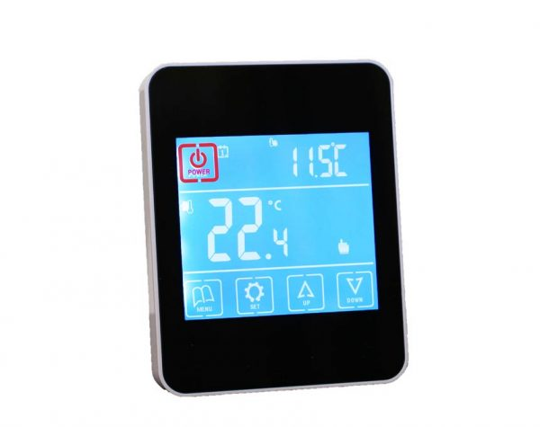 Touch Screen Programmable Thermostat