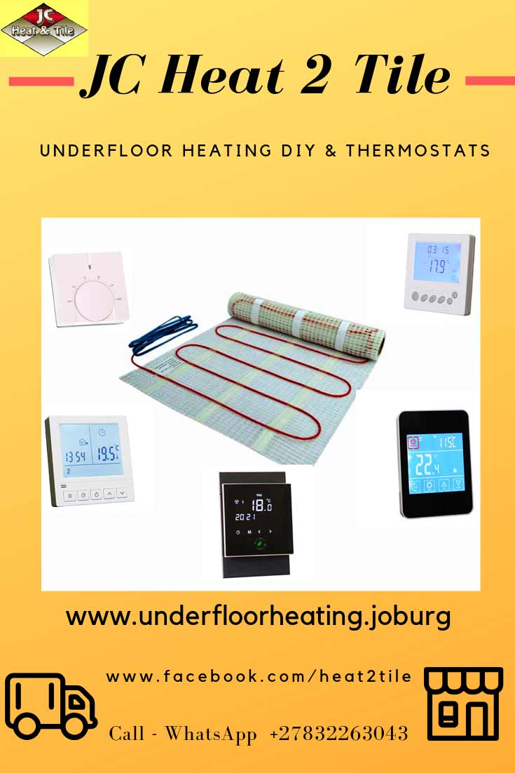 Contact Us for Underfloor Heating