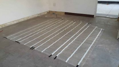 Mesh-mats-underfloor-heating