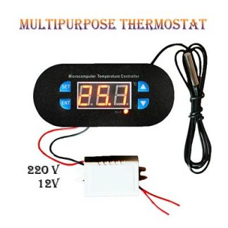 Multipurpose Thermostat 220v