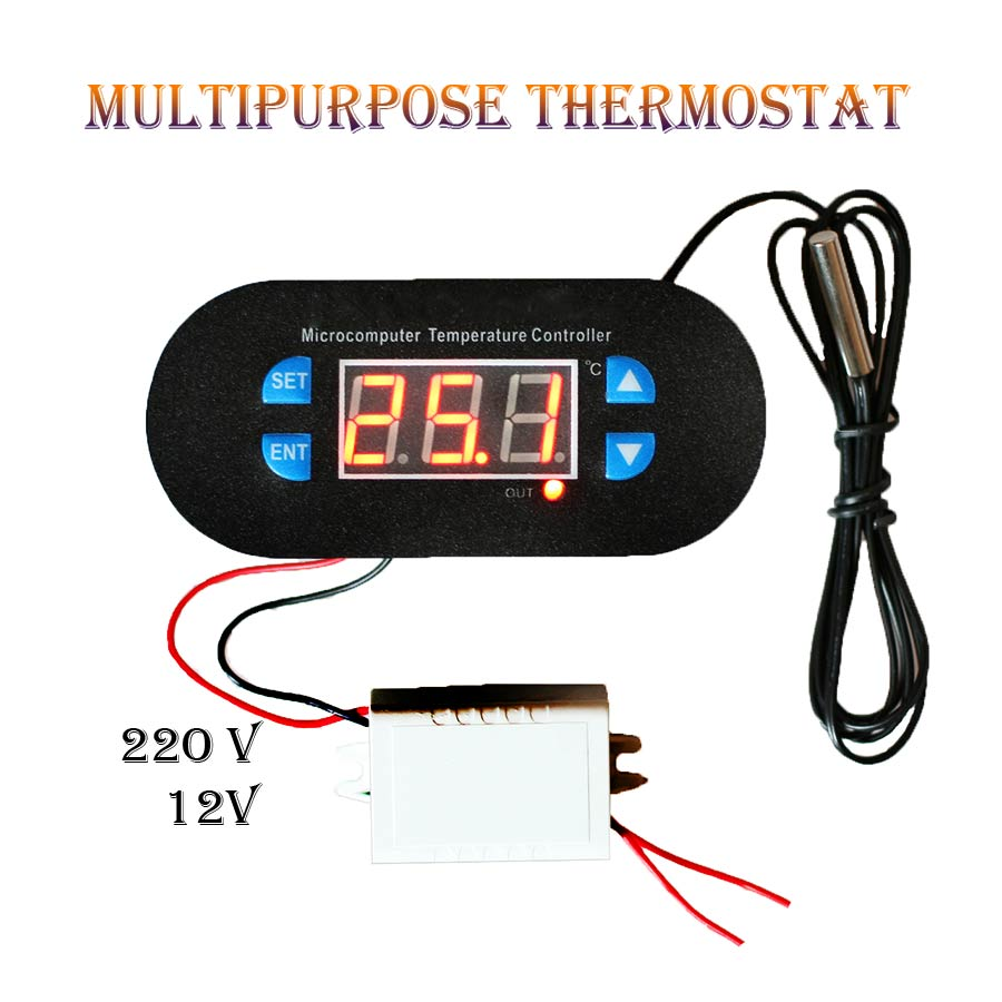 Multipurpose Thermostat