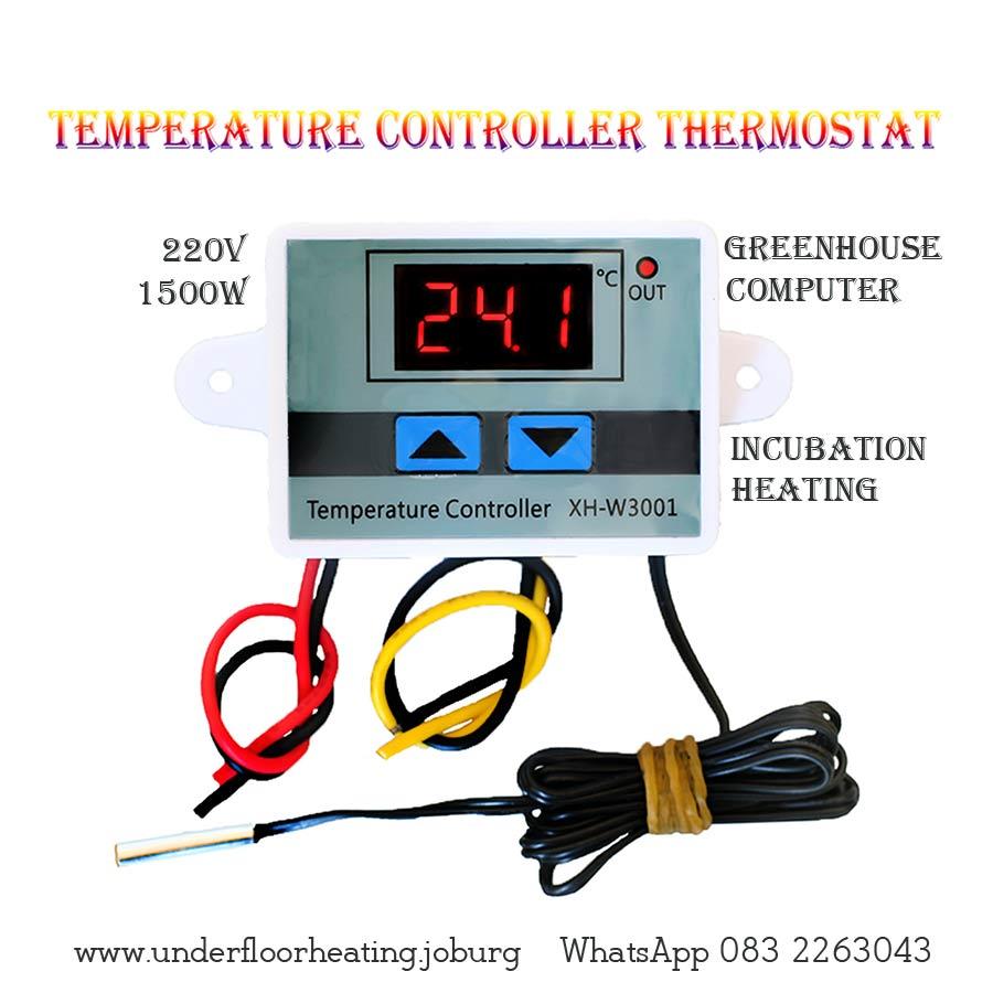 Temperature Controller Thermostat