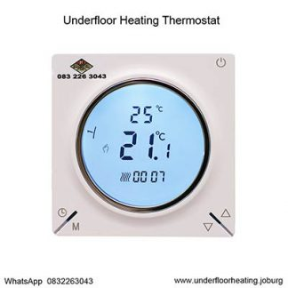 Underfloor Heating Programmable Thermostat 16 Amps