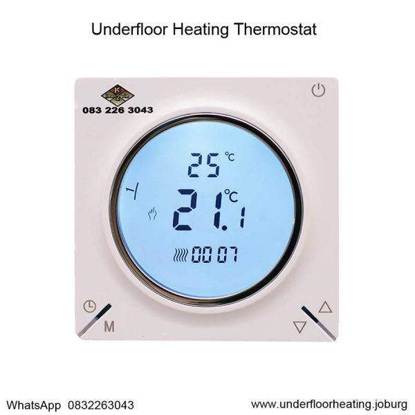 Underfloor Heating Programmable Thermostat