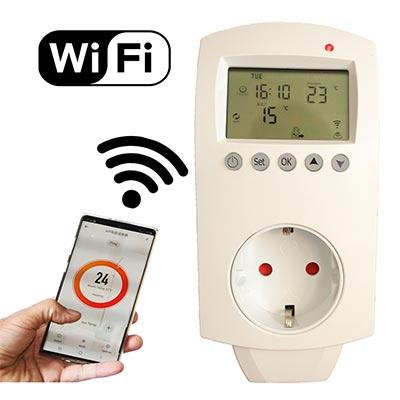 WiFi Plug in Multipurpose Thermostat